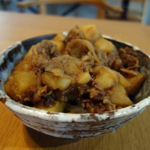 美味しいお醤油「紫峰」を使用して作った肉じゃが 手前味噌だがうまい‼︎!