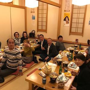 卒業50周年!泉佐野で貝塚市立木島小学校クラス会