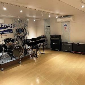 バンド+ダンス+和太鼓が集うダイバーシティ的な「スタジオ0724」