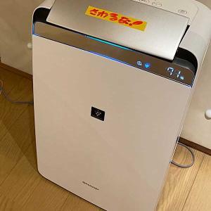 22畳のAスタに大型「除湿機」を導入(スタジオ0724)
