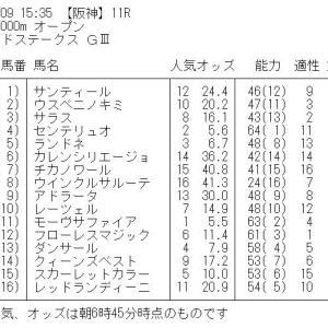 マーメイドステークス GⅢ