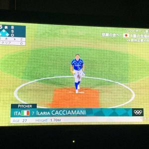 「細かいところまで」TOKYO2020 ソフトボール野球競技