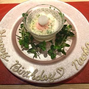 鎌倉古民家レストラン「古今」でお誕生日ランチ会♪