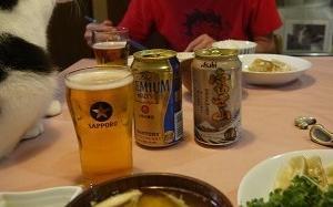 ビールが美味しい 💛