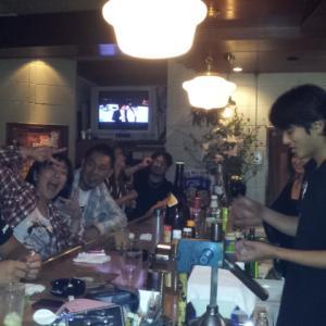 ヤッパリホームで、飲むお酒最高ですよー!(*^^*)
