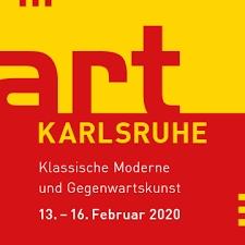 【告知】art KARLSRUHE 2020 ドイツ・カールスルーエ アートフェアに出展中です。