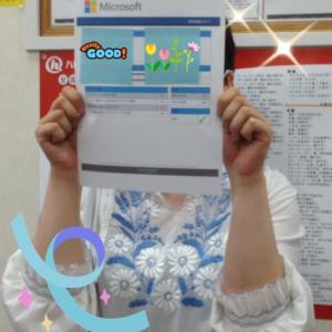 ハロー!パソコン教室伊勢崎校はMOS資格受験校です。