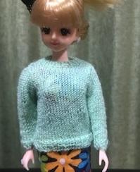 宿題のセーター