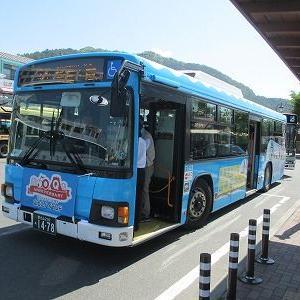 富士急バス・富士急静岡バス Sライン・Bラインに乗る