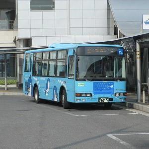 ことでんバス 由佐線41系統に乗る(高松駅→高松空港)