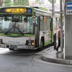 国際興業 川20系統に乗る(西原→川口駅東口)