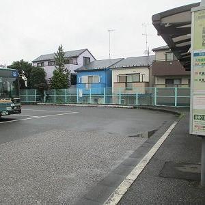西武バス 藤02系統入間扇町屋団地線に乗る(高見原→武蔵藤沢駅)