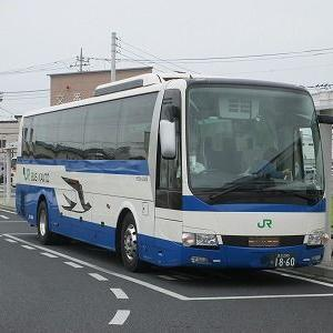 JRバス関東 新宿~伊勢崎線に乗る(バスタ新宿→伊勢崎駅)