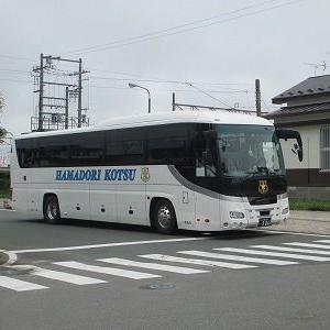 常磐線代行バスに乗る(2回目 富岡駅→小高駅)
