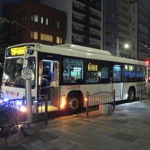 京成タウンバス 新タワー線新59系統に乗る(浅草寿町→新小岩駅東北広場)