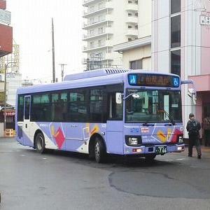 松戸新京成バス 小新山線五4系統に乗る(五香駅→土南部小学校)