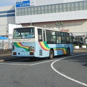 ちばレインボーバス 鎌ヶ谷線に乗る(高柳小山→新鎌ヶ谷駅)
