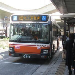 東武バスウエスト 大60系統に乗る(大宮駅西口→清河寺)