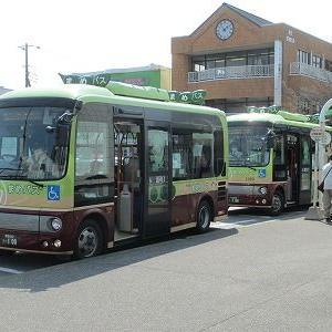 千葉県野田市まめバス北ルート関宿(七光台経由)に乗る