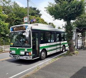 千葉内陸バス 勝田台団地線に乗る(勝田台駅→団地南)