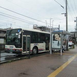 京王バス小金井 試験場線武85系統に乗る(多磨霊園駅→多磨町)