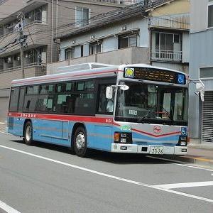 京浜急行バス 森27系統大森東五丁目線に乗る(大森東五丁目→大森駅)