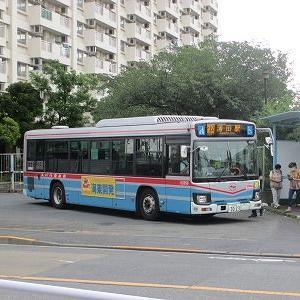 京浜急行バス 東糀谷六丁目線蒲36系統に乗る(東糀谷六丁目→蒲田駅)