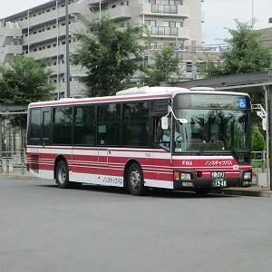立川バス 玉41系統に乗る(大山団地折返所→東中神駅北口)