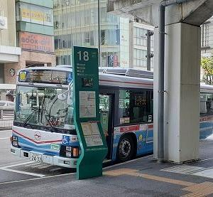 京浜急行バス 川空線空51系統に乗る(川崎駅→羽田空港第2ターミナル)