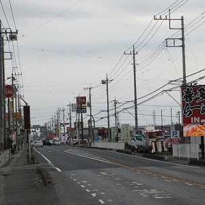 群馬県太田市で5局旅行貯金活動(旧新田町を中心に)