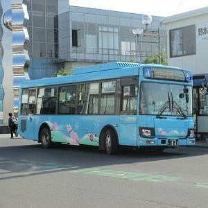 古河市循環バス「ぐるりん号」南コースに乗る(けやき平入口→栗橋駅)