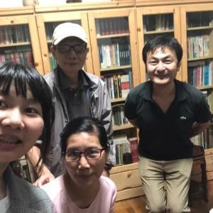 台湾訪問3日目〜やすえさんを訪問