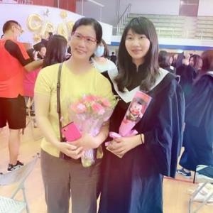 台湾の学生たちの未来に