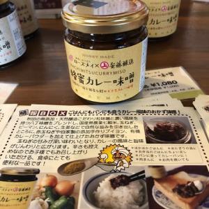 新発売、蜂蜜カレー味噌