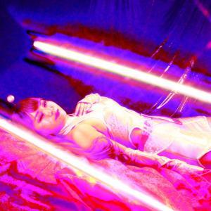 〔LaLaSweet撮影会〕柚南みゆきバースディ撮影会画像 第二部「闇にまぎれてキラアク星人」編