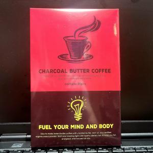 MCTオイル 配合 バターコーヒー 低糖質ダイエットコーヒー チャコールバターコーヒー