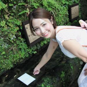 〔LaLaSweet〕美人社長・岩田亜矢那 あやにゃん in 京都・貴船