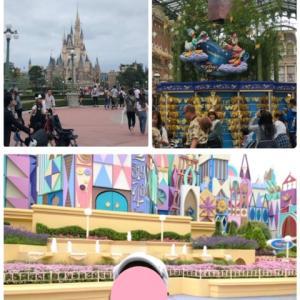 東京ディズニーランドに行きました(R1.6月)その1・・・