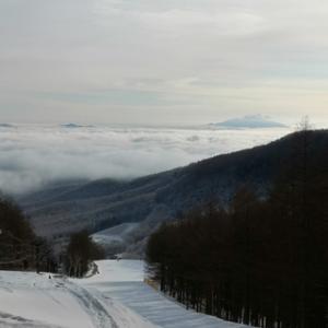八千穂高原スキー場20200125