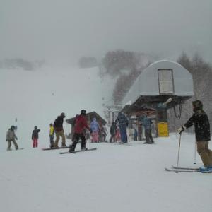 Mt乗鞍スノーリゾート 20200223