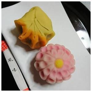 「文活」・和菓子作りと茶道体験〜正木記念邸(正木美術館)
