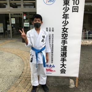 関東少年少女大会 2日目
