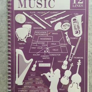 20年以上前の音楽ノート