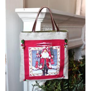 クリスマスのミニバッグ