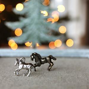 馬のパーツ