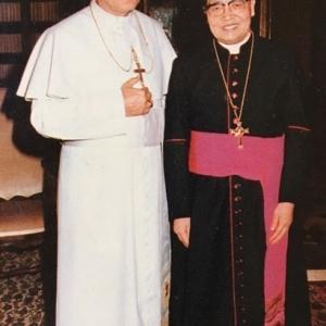 伊藤司教様は、秋田の出来事はアムステルダムの聖母出現が真実であることを証明するものだと考えておいででした