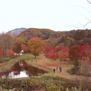十勝の紅葉の名所「福原山荘」に行ってきた