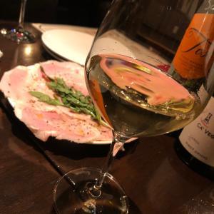 相方さんのお誕生日会は、ワイン厨房tamayaさん。