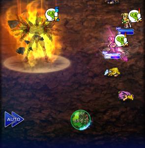 魔石5ヘカトンケイル(FFRK)