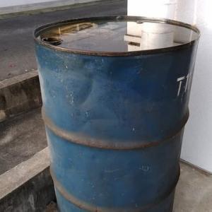 ドラム缶の半割!